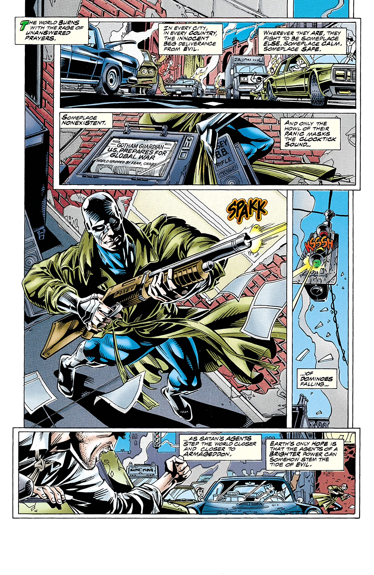 Underworld Unleashed (1995) #3