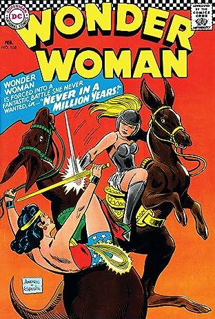 Wonder Woman (1942-1986) #168