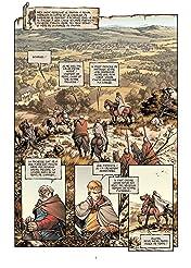 Le Trône d'argile Vol. 2: Le Pont de Montereau