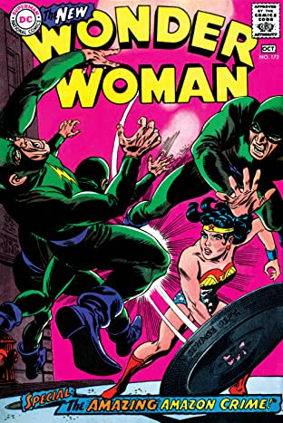 Wonder Woman (1942-1986) #172
