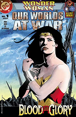 Wonder Woman: Our Worlds at War (2001) No.1