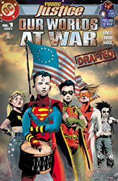 Young Justice: Our Worlds at War (2001) #1