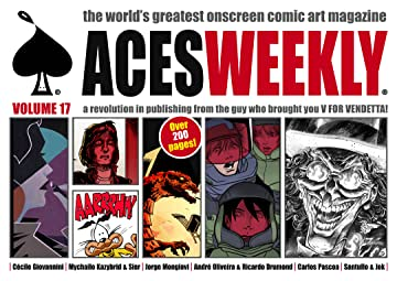 Aces Weekly Vol. 17
