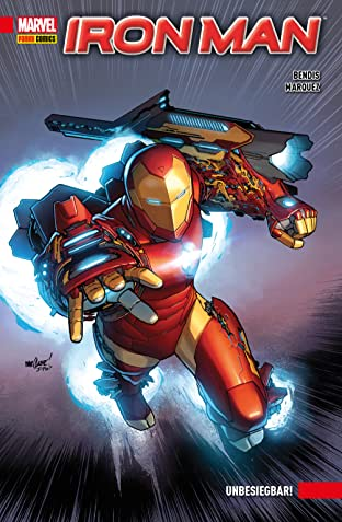 Iron Man Tome 1: Unbesiegbar