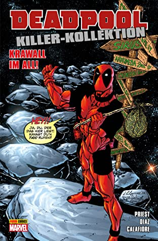Deadpool Killer-Kollektion Vol. 10: Krawall im All