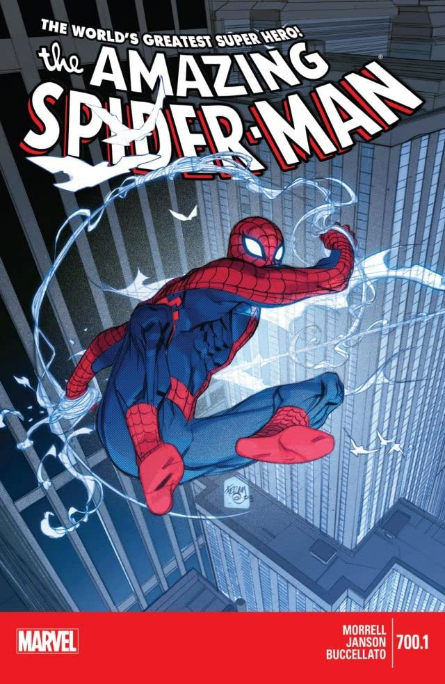 Amazing Spider-Man (1999-2013) #700.1