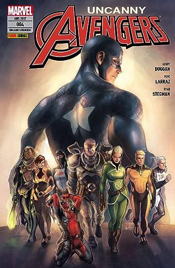 Uncanny Avengers Vol. 4: Der Verrat
