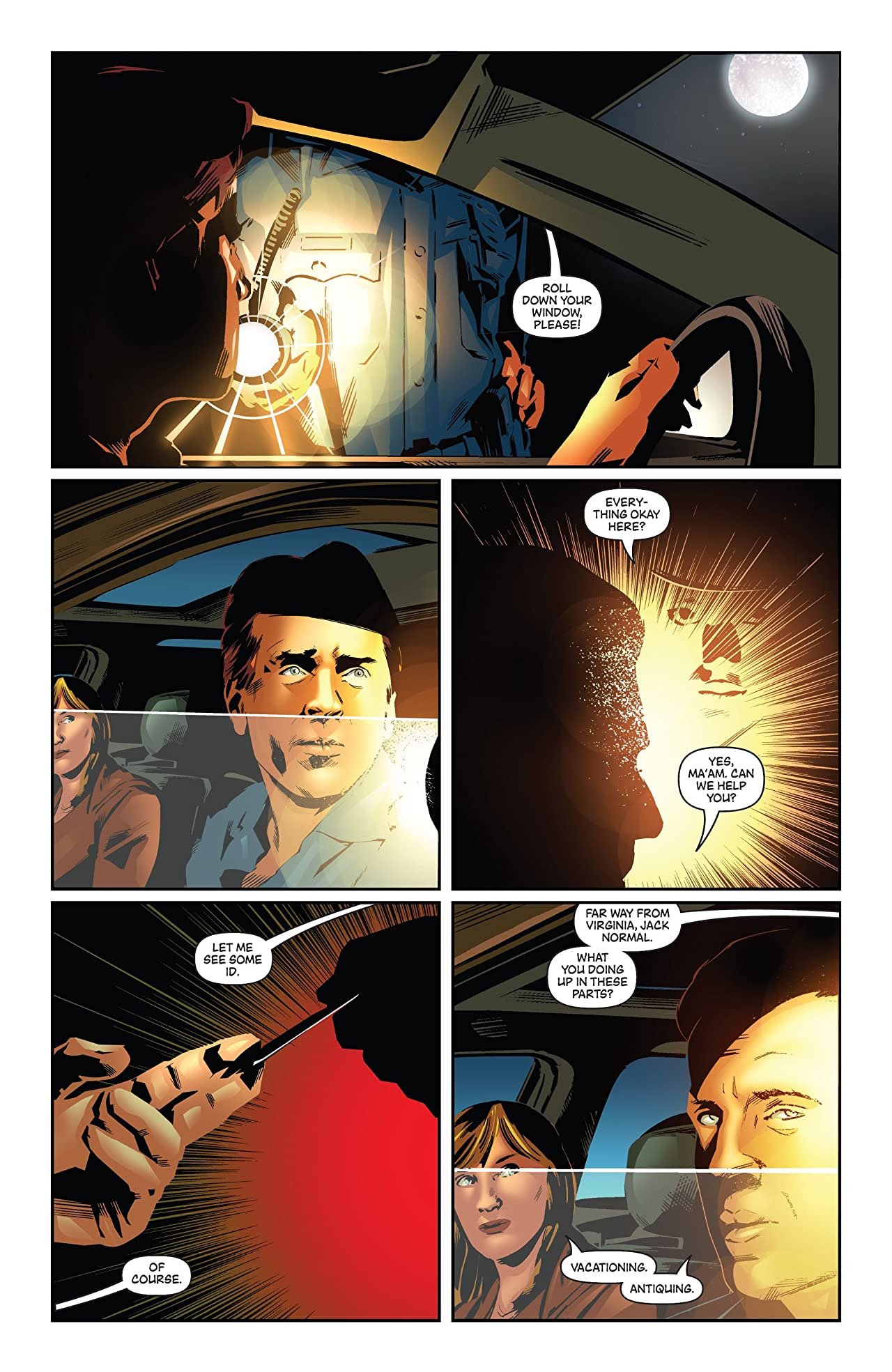 The Normals #5