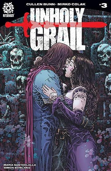 Unholy Grail #3