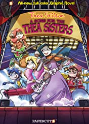 Thea Stilton Vol. 7: A Song For The Thea Sisters