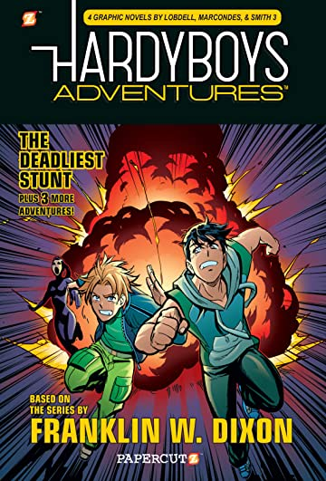 The Hardy Boys Adventures Vol. 2