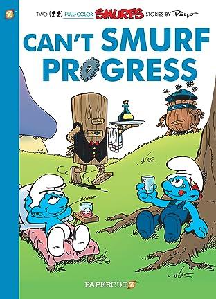 The Smurfs Vol. 23: Can't Smurf Progress