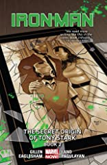 Iron Man (2012-) Vol. 3: The Secret Origin of Tony Stark - Book Two