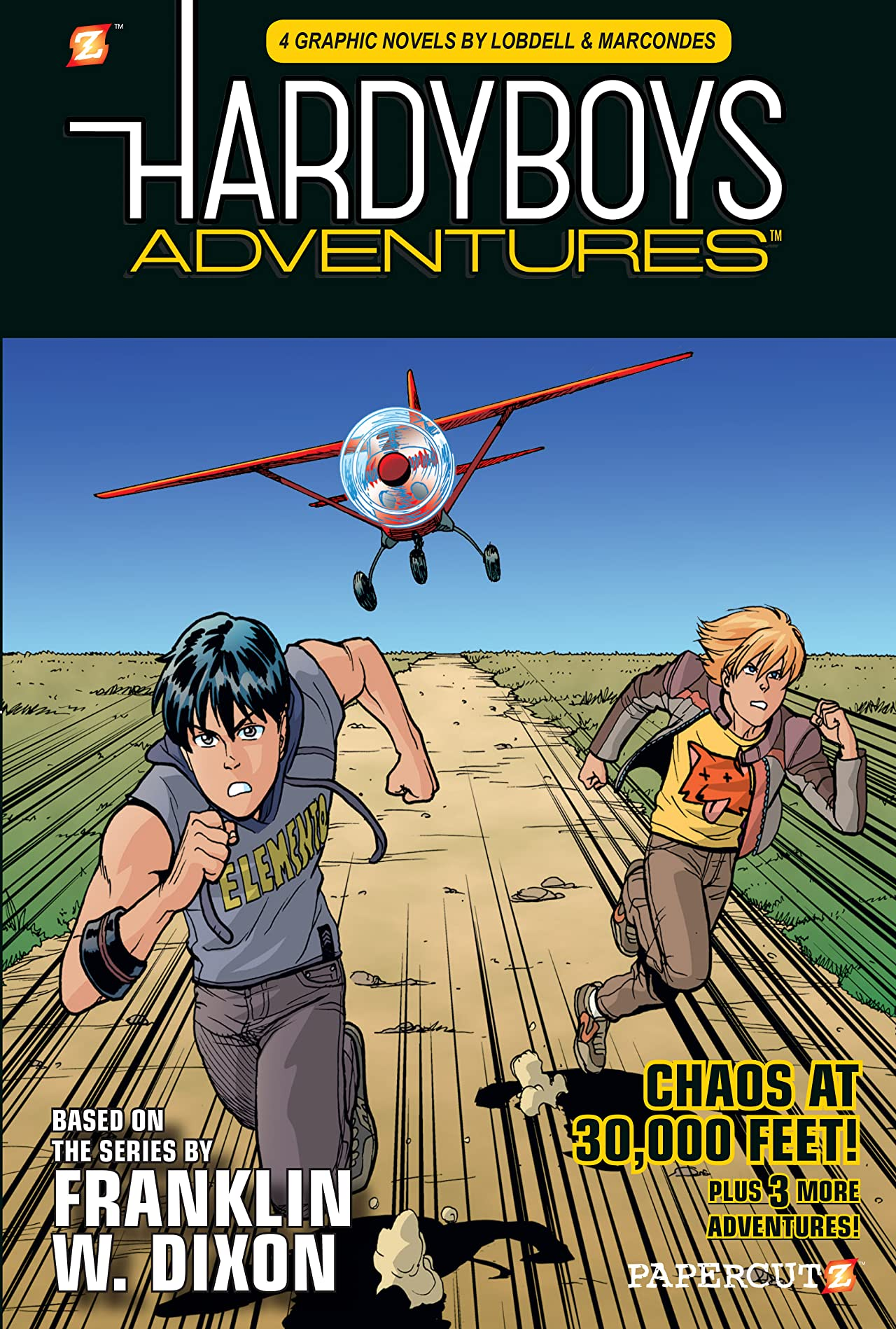 The Hardy Boys Adventures Vol. 3
