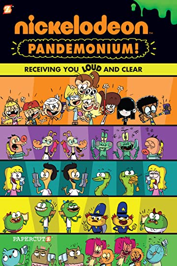 Nickelodeon Pandemonium Vol. 3