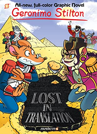 Geronimo Stilton Vol. 19