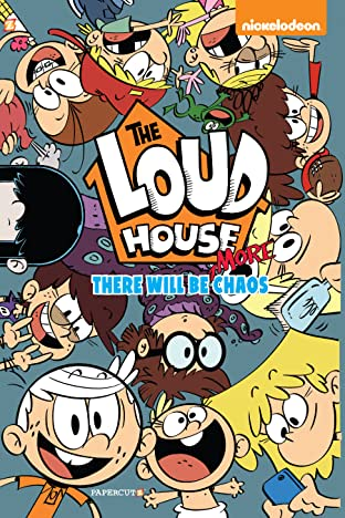 The Loud House Tome 2: There Will Be MORE Chaos