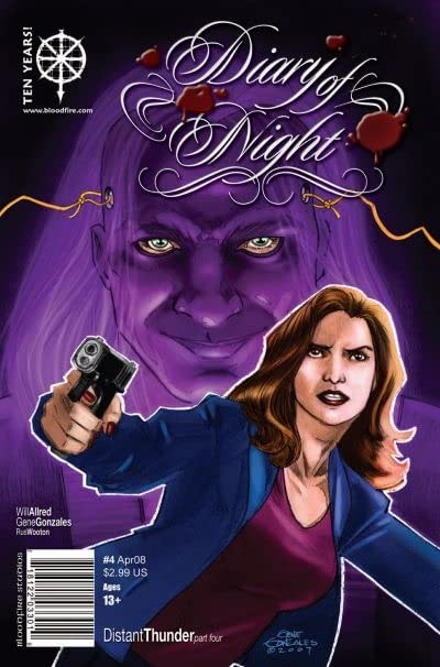 Diary of Night #4 (of 4)