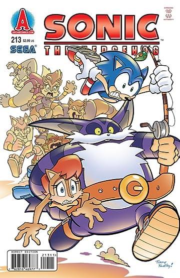 Sonic the Hedgehog #213