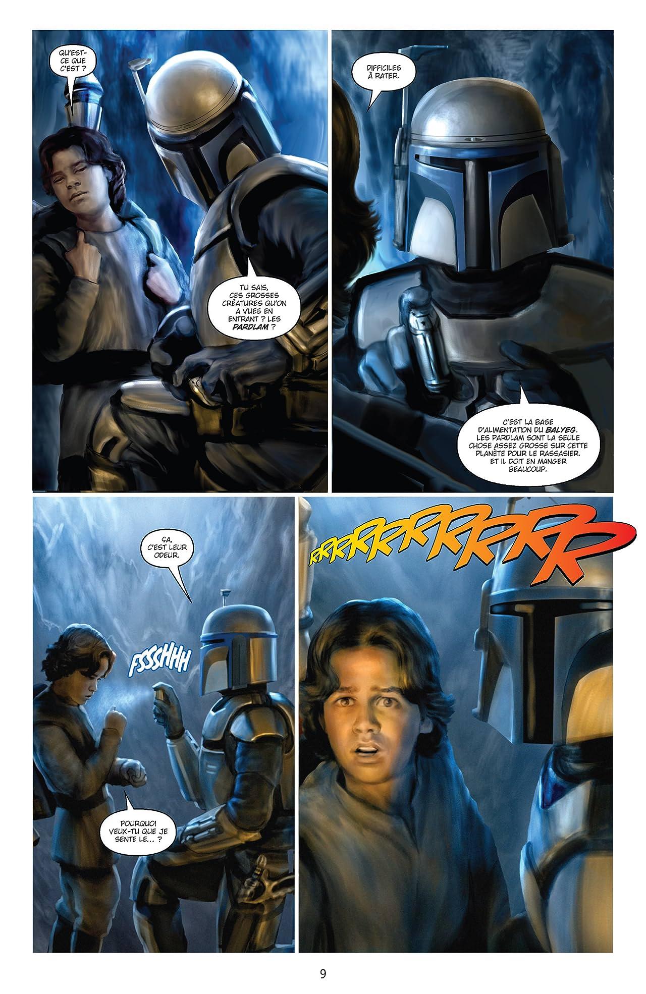 Star Wars Boba Fett - Intégrale Vol. 1