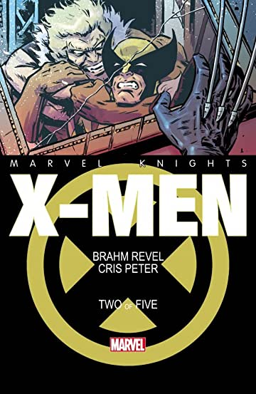 Marvel Knights: X-Men (2013-) #2 (of 5)