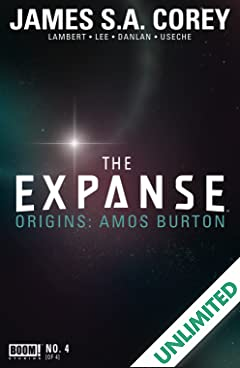 The Expanse Origins #4 (of 4)
