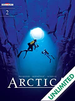 Arctica Vol. 2: Mystery Under the Sea