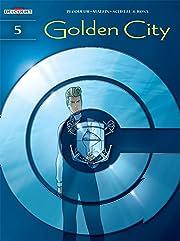 Golden City Vol. 5: The Harrison File