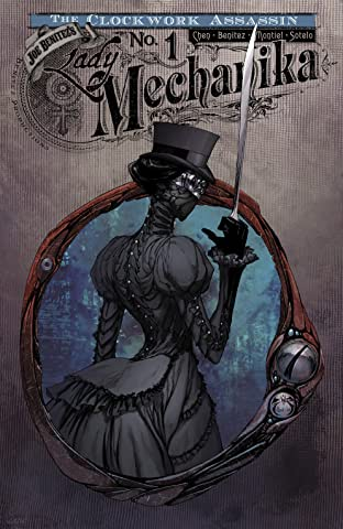 Lady Mechanika: The Clockwork Assassin No.1