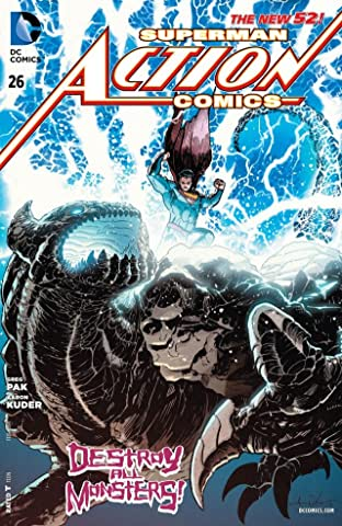 Action Comics (2011-2016) No.26
