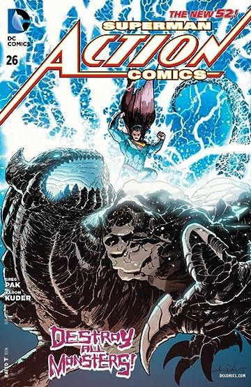 Action Comics (2011-2016) #26