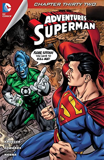 Adventures of Superman (2013-2014) #32