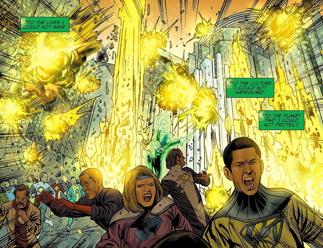 Adventures of Superman (2013-2014) #32