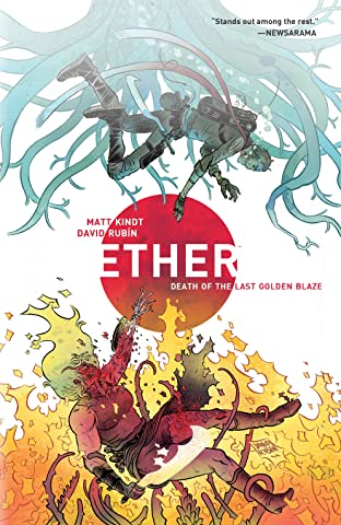 Ether Tome 1: Death of the Last Golden Blaze