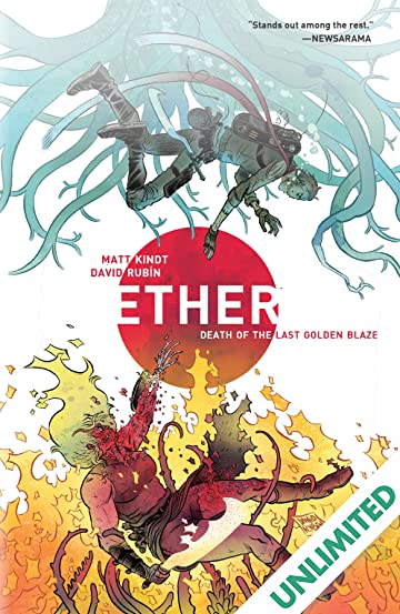 Ether Vol. 1: Death of the Last Golden Blaze