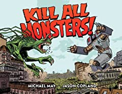 Kill All Monsters Omnibus Vol. 1