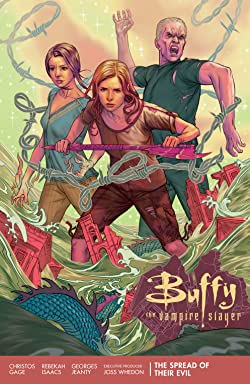Buffy the Vampire Slayer: Season 11 Vol. 1: The Spread of Their Evil