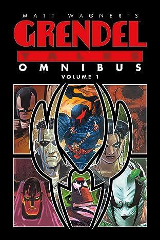 Matt Wagner's Grendel Tales Omnibus Tome 1