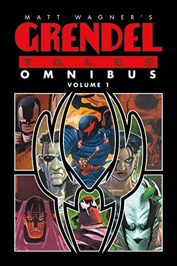 Matt Wagner's Grendel Tales Omnibus Vol. 1