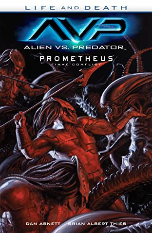 Alien vs. Predator: Life and Death