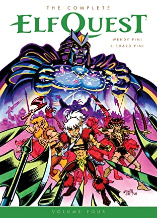 The Complete ElfQuest Tome 4