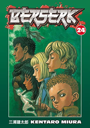 Berserk Vol. 24