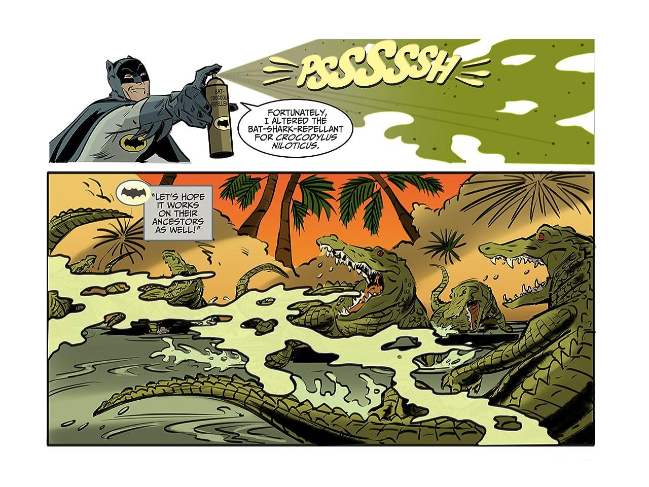 Batman '66 #23