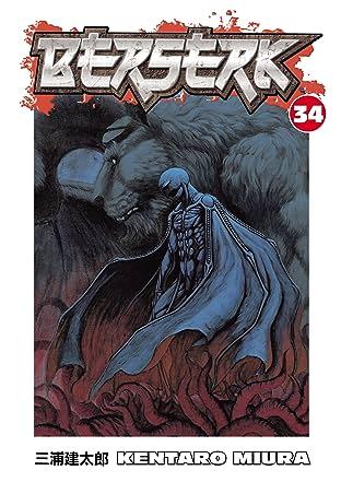 Berserk Vol. 34