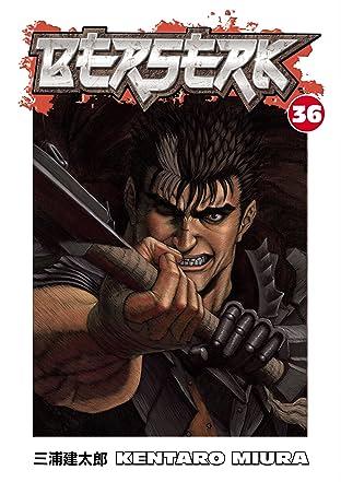 Berserk Vol. 36