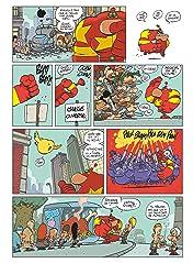 Captain Biceps Vol. 4: L'inoxydable