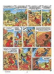 Jimmy Tousseul Vol. 7: Le masque de l'esclave