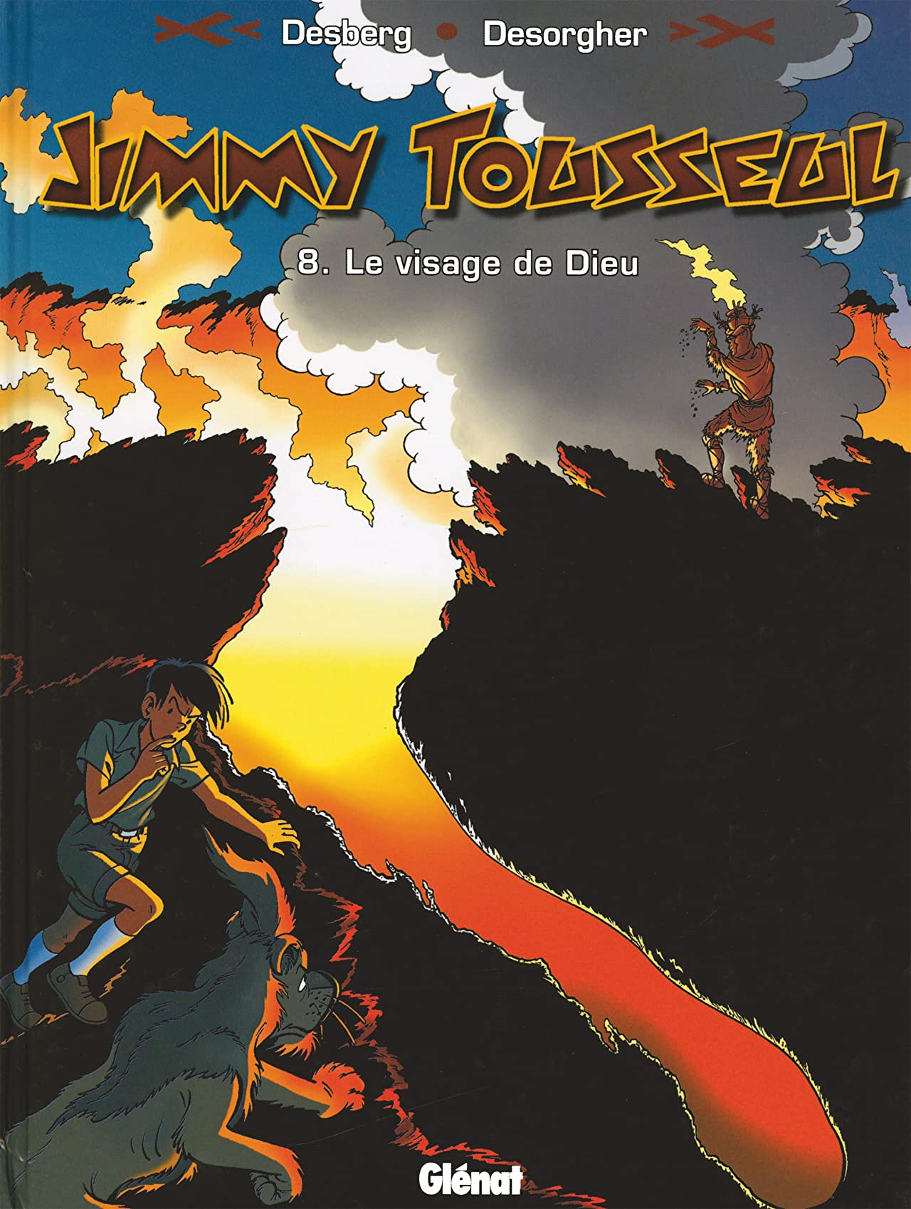 Jimmy Tousseul Vol. 8: Le visage de Dieu