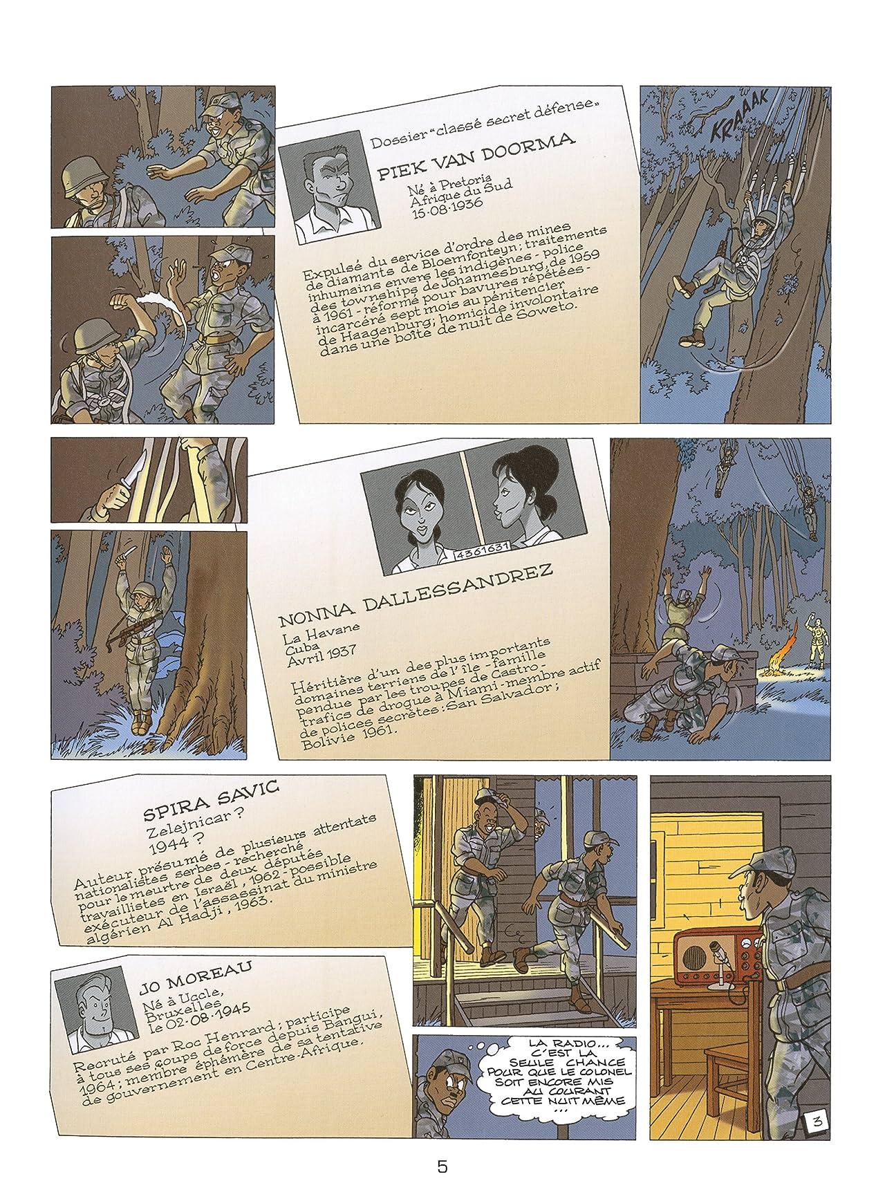Jimmy Tousseul Vol. 11: Les mercenaires