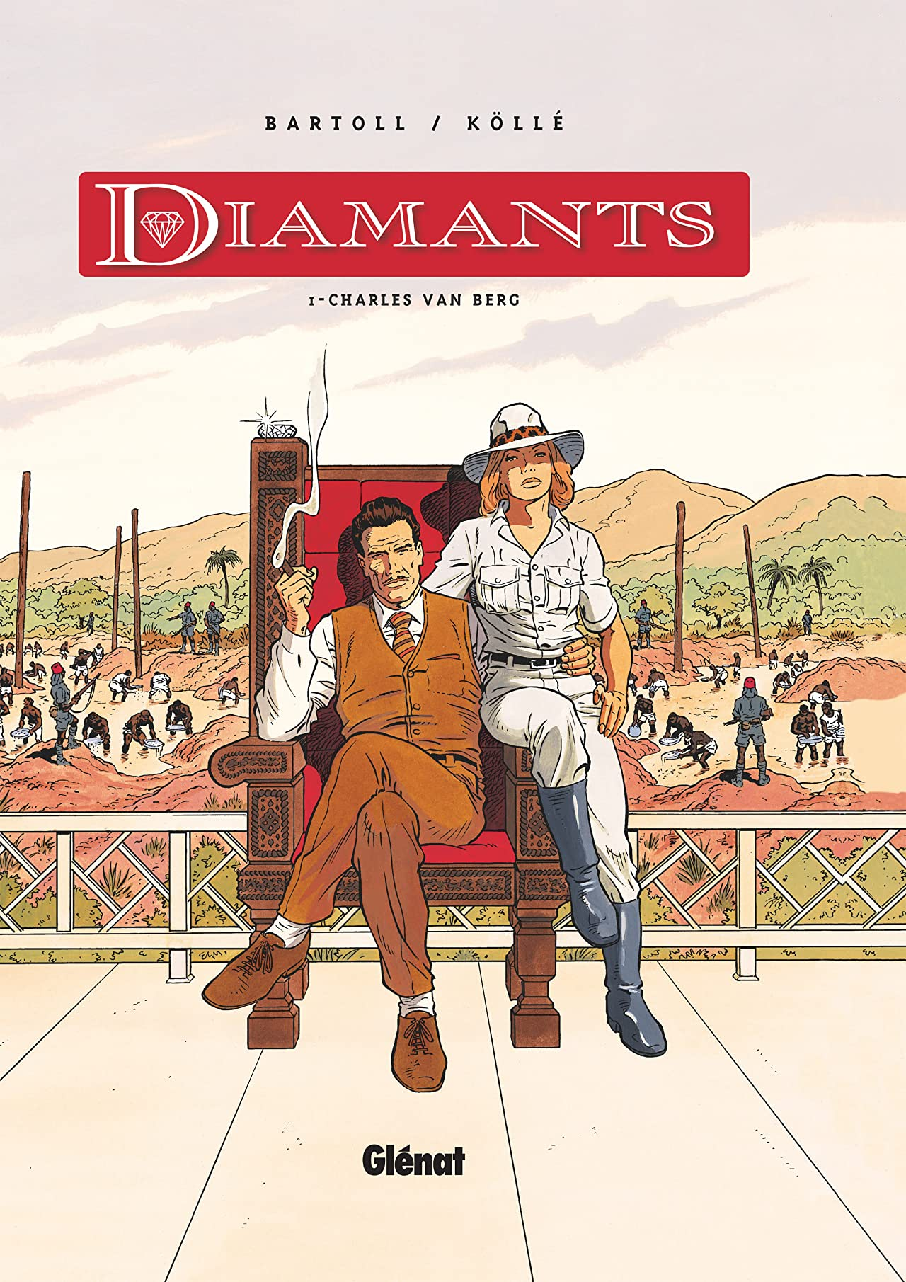 Diamants Vol. 1: Charles Van Berg